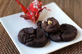 Chocolate World Peace cookies